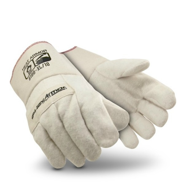 HexArmor Hotmill 8100 Heat-Resistant Heavy Duty Gloves