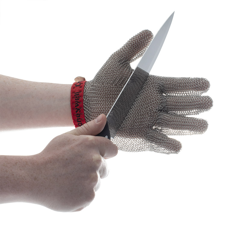 Chainex Butchers Gloves