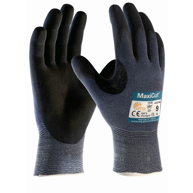 Maxicut Ultra Level 5 Palm Coated Grip Gloves 44-3745