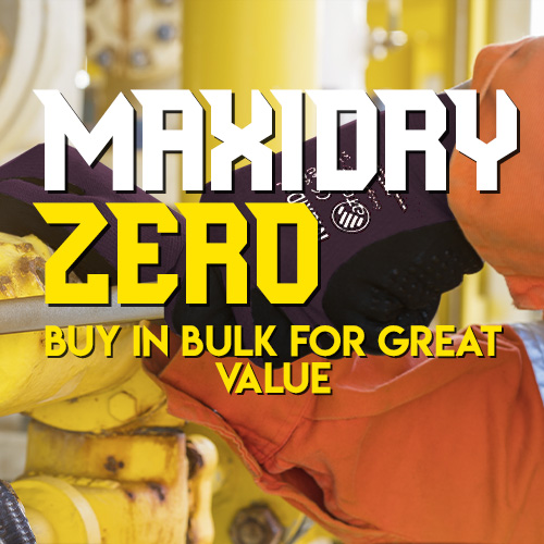 Buy MaxiDry Zero Gloves in Bulk Now!