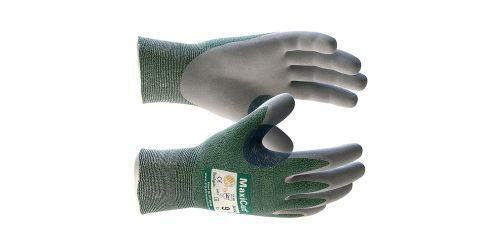 MaxiCut Palm-Coated Cut Level 3 Grip Gloves