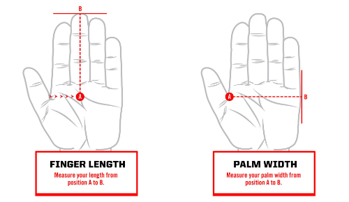 Mechanix Wear Glove Sizing Guide