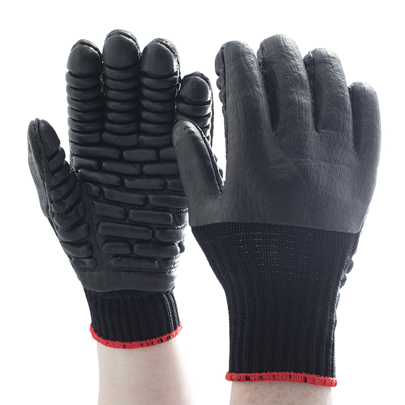 Polyco Tremor-Low Anti-Vibration Gloves 8762