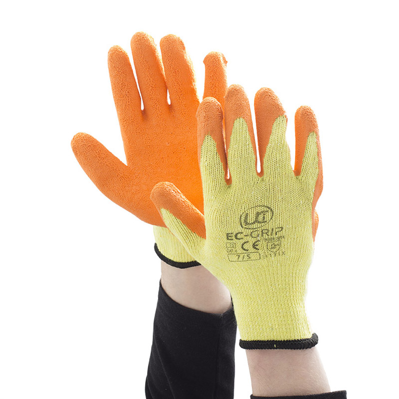 Acegrip EC-Grip Latex-Coated Grip Gloves