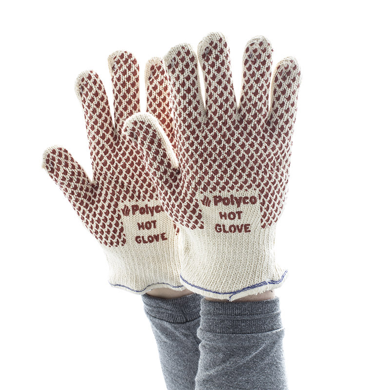 Polyco Hot Glove Heat Resistant Glove