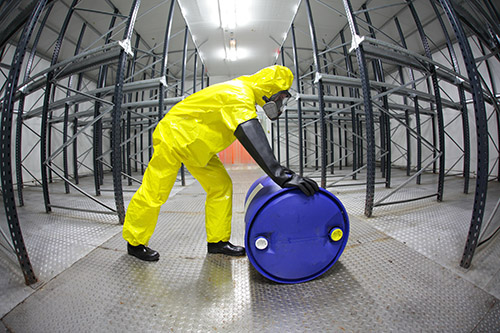 Uvex Are Synonymous With Chemical Protection