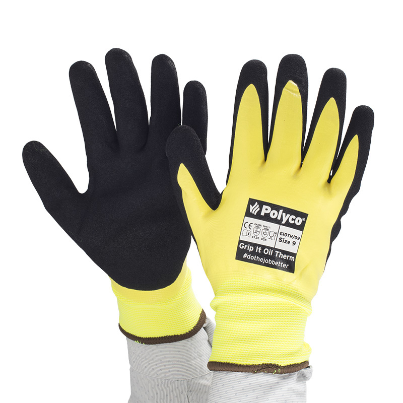 Polyco Grip-It Oil Gloves