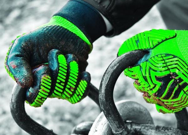 Polyco Polyflex Hydro Gloves are some of the most versatile for construction sites