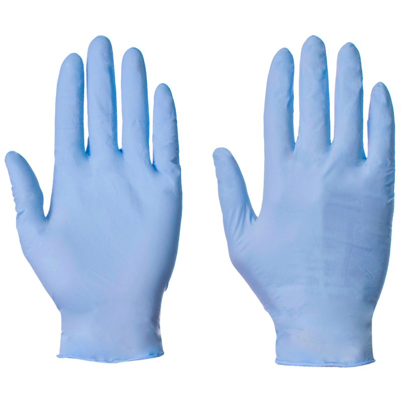 Supertouch Powderfree Nitrile Gloves for Dentistry
