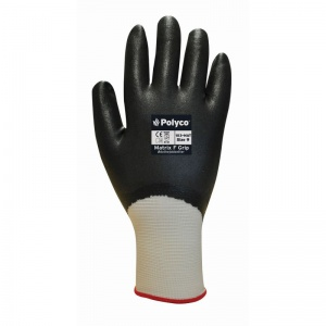 Polyco Matrix F Grip Fully Coated Work Gloves