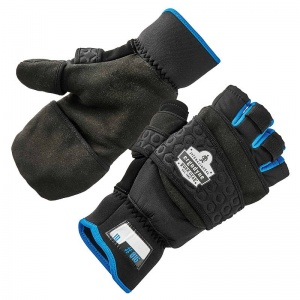 Ergodyne ProFlex 816 Thermal Fingerless Winter Work Mittens