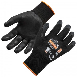 Ergodyne ProFlex 7001 Nitrile-Coated Dry Grip Gloves