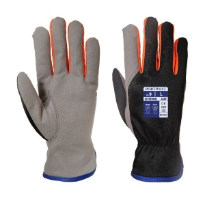 Portwest Wintershield Fleece Lined Thermal Work Gloves A280