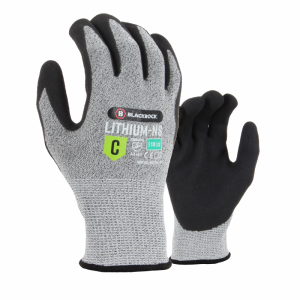 Blackrock BRG151 Lithium Sandy Nitrile-Coated Cut Level C Gloves