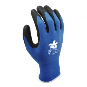 MCR Safety GP1006PU Coolmax PU Palm Coated Safety Gloves