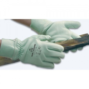 Polyco Granite 5 Beta Dry Leather Cut Resistant Gloves 891D