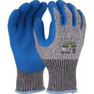 Kutlass Cut-Resistant Wet Grip Gloves LXD500