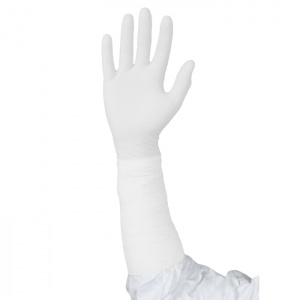 NITREX CX400 400mm Non-Sterile Nitrile Cleanroom Gloves
