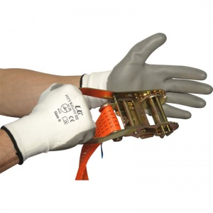 Foam Nitrile Palm Coated Gloves NCN-925W (Case of 120 Pairs)