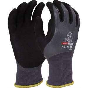 Nitrilon Duo-Lite Nitrile-Coated Grip Gloves