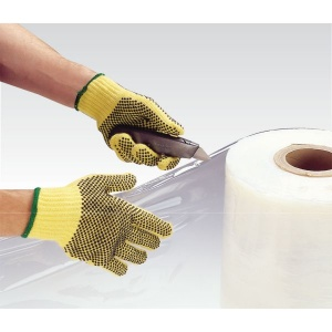 Polyco Touchstone Grip 100% Kevlar Cut Resistant Gloves 753