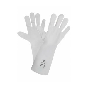 Ansell 02-100 Barrier Five-Layer Ergonomic Chemical-Resistant Gloves