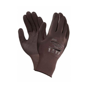 Ansell HyFlex 11-926 Double Nitrile-Coated Oil-Repellent Gloves