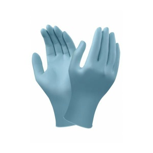 Ansell TouchNTuff 92-670 Disposable Powder-Free Nitrile Gloves