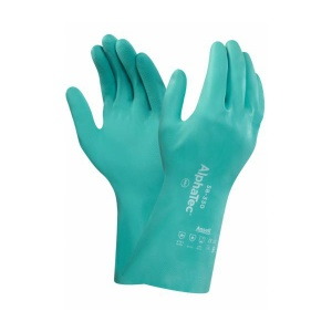 Ansell AlphaTec 58-330 AquaDri Gauntlet Gloves