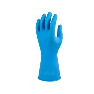 Ansell Foodsure U12B Blue Industrial Protective Gloves
