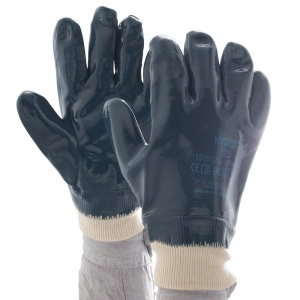 Ansell Hycron 27-602 Fully Coated Heavy-Duty Work Gloves
