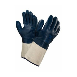 Ansell Hycron 27-810 Fully Coated Heavy-Duty Long Work Gloves