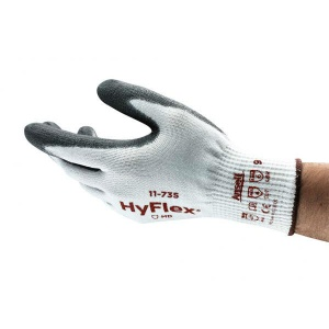 Ansell HyFlex 11-735 Cut-Resistant Gloves