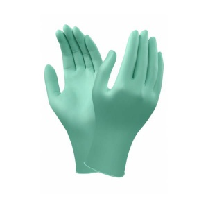 Ansell NeoTouch 25-201 Green Disposable Neoprene Gloves