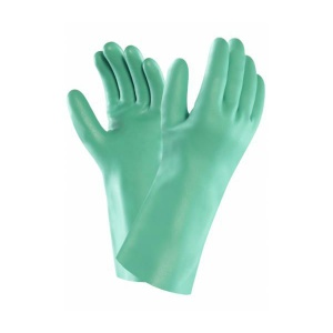Ansell Solvex 37-655 Nitrile Chemical-Resistant Gauntlets