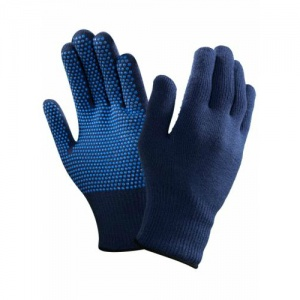 Ansell VersaTouch 78-203 Thermal Gloves With PVC Dots