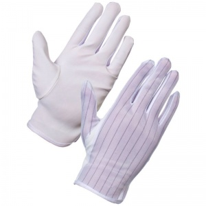 Supertouch Anti-Static Inspection Gloves with PU Coating