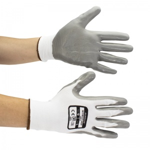 Aurelia Nitrile Palm Coated Grip Gloves 102