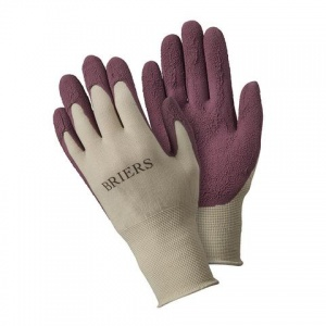 Briers Purple Bamboo Gardening Gloves