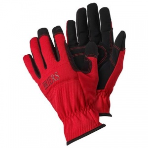 Briers Red Flex and Protect Gardening Gloves B8738