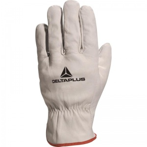 Delta Plus FBN49 Cowhide Leather Work Gloves
