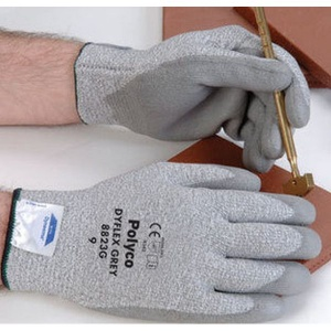 Polyco Dyflex Level 3 Cut Resistant Gloves 882