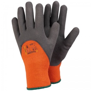 Ejendals Tegera 682A High Visibility Heavy Work Gloves