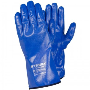 Ejendals Tegera 7350 Insulated Nitrile Chemical Resistant Gloves