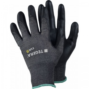 Ejendals Tegera 906 Lightweight Palm-Dipped Gloves