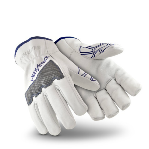 HexArmor SteelLeather III 5033 Protective Driver's Gloves