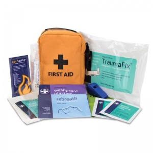 High Visibility Outdoor First Aid Kit