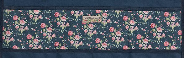 Julia Dodsworth Flower Girl Gardening Apron - Pattern