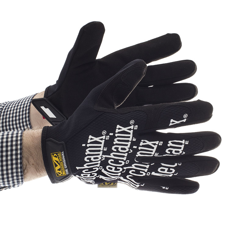 Mechanix Wear Original Impact Gloves