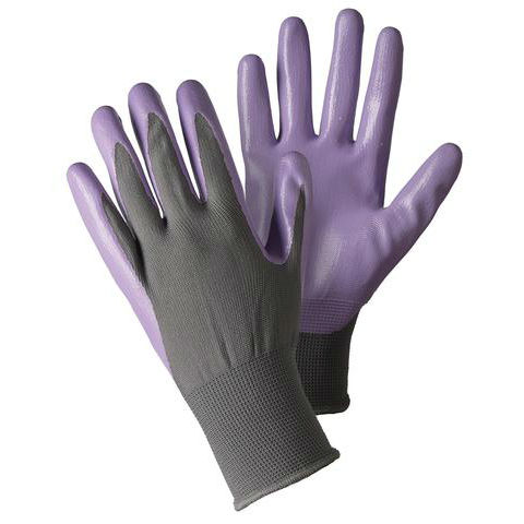 Briers Purple Seed and Weed Gloves